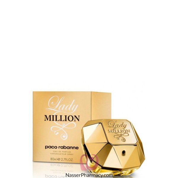 Paco Rab Lady Million Nbc Edp 80ml