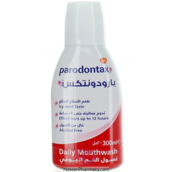 Parodontax Daily Mouthwash 300ml