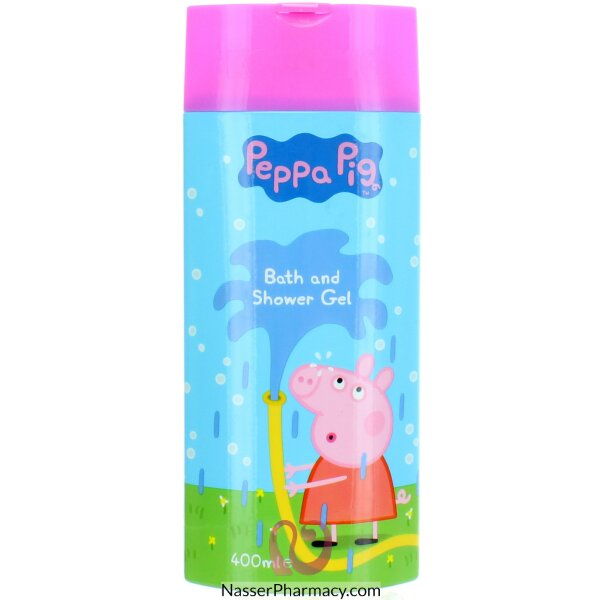 Peppa Pig Bubble Bath 400ml
