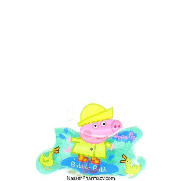 Peppa Pig Bubble Bath Pouches 60ml