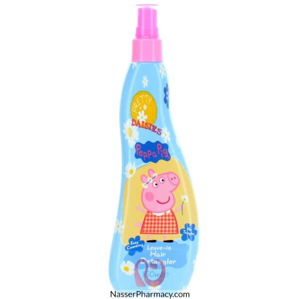 Peppa Pig De-tangle Spray 150 Ml