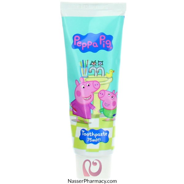Peppa Pig Toothpaste 75ml-49075