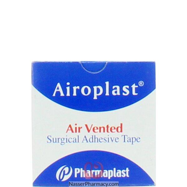 ايروبلاست Airoplast شريط  طبي لاصق نفاذ للهواء 1.25x500 سم