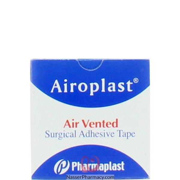 Airoplast Easy Tear 90 Mic Transp 1.25x500cm Roll