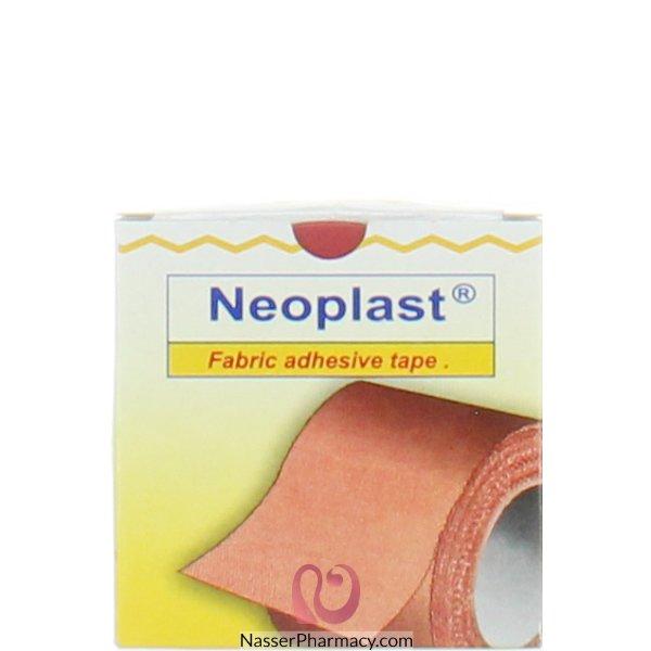 Neoplast Hypoallergenic White 2.5x500cm Roll