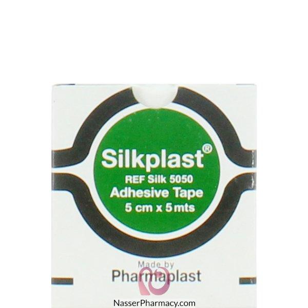 Silkplast Hypoallerg White 5x500cm Roll