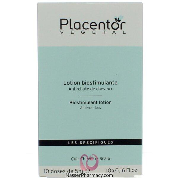 بلاسينتور بيوستيميولانت لوشن 10 أمبولات 5 ملل