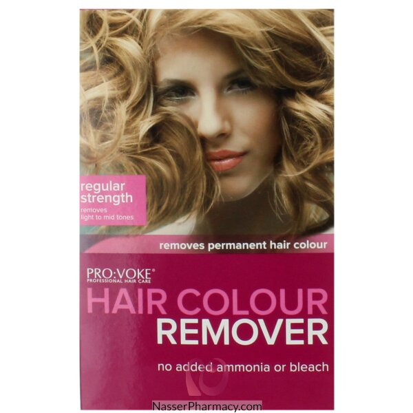 Provoke Hair Colour Remover Light To Mid