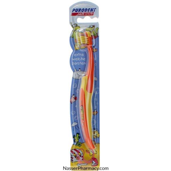 بيوردنت فرشاة أسنان أطفال