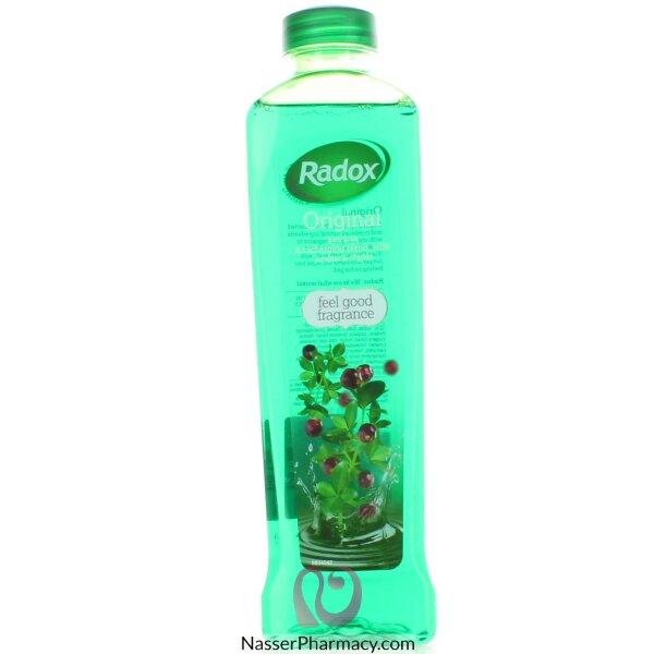 رادوكس Radox اورجينال سائل استحمام بالأعشاب الطبيعية 500 مل