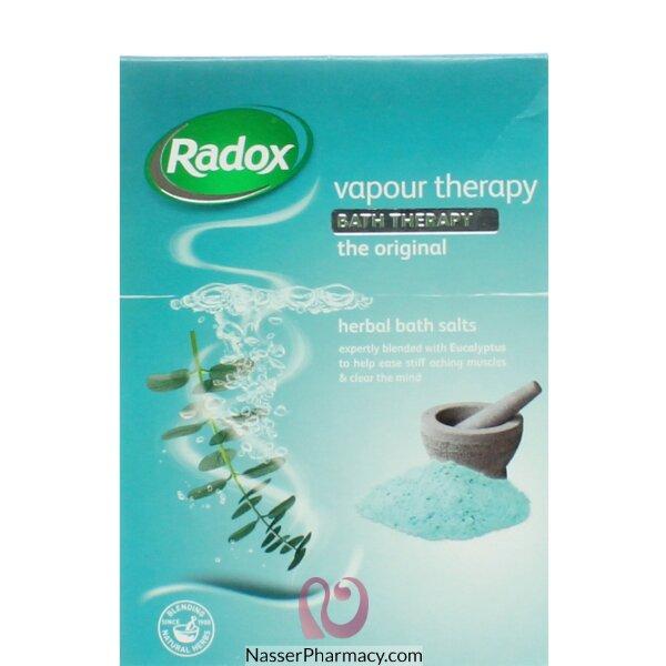 رادوكس Radox ملح استحمام بالأوكالبتوس لعلاج عضلات الجسم  400 جرام