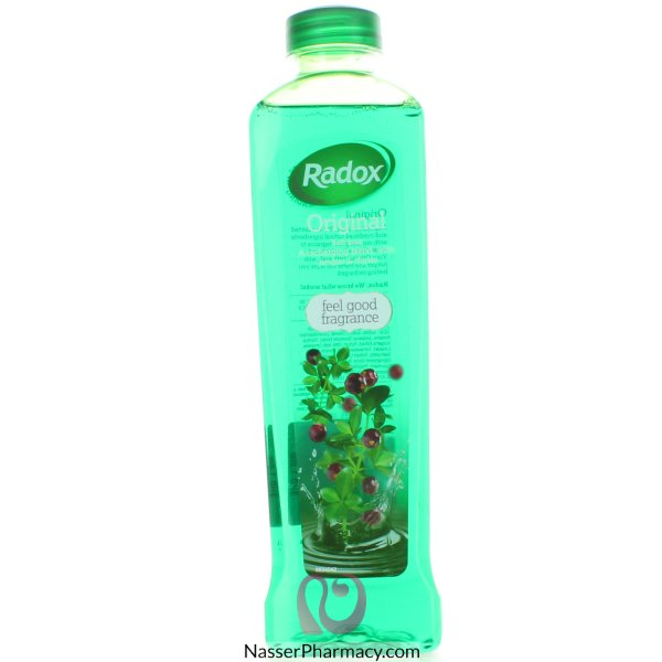 Radox Bath Herbal Liquid Orig 500ml