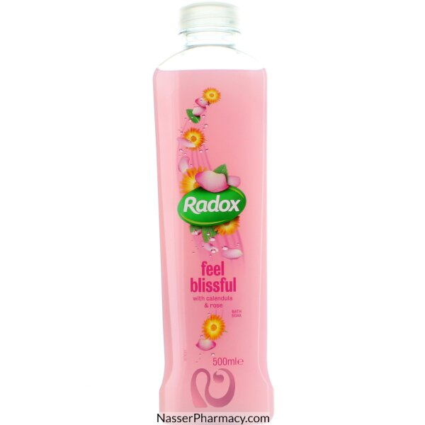 Radox Bath Liquid Moisturising  Soak 500ml