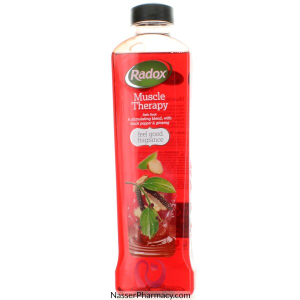 Radox Bath Liquid Muscle Therapy 500ml