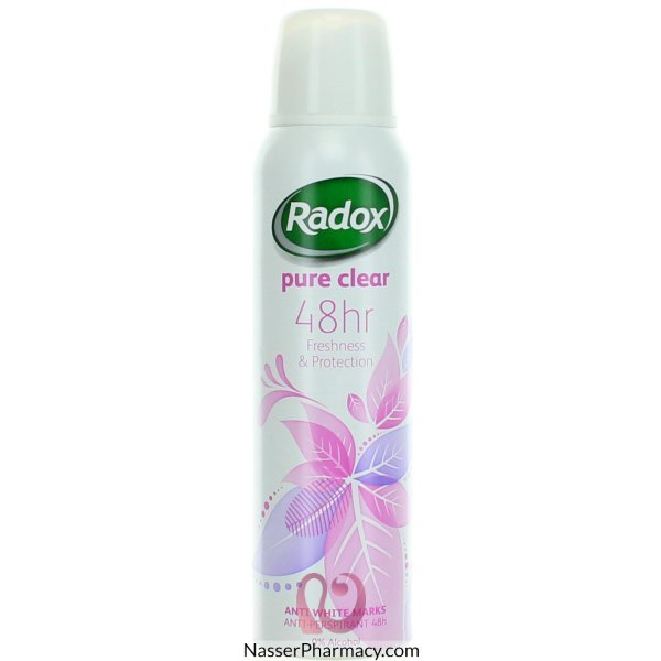 Radox D/elements Apa Pure Clear 150ml-29800
