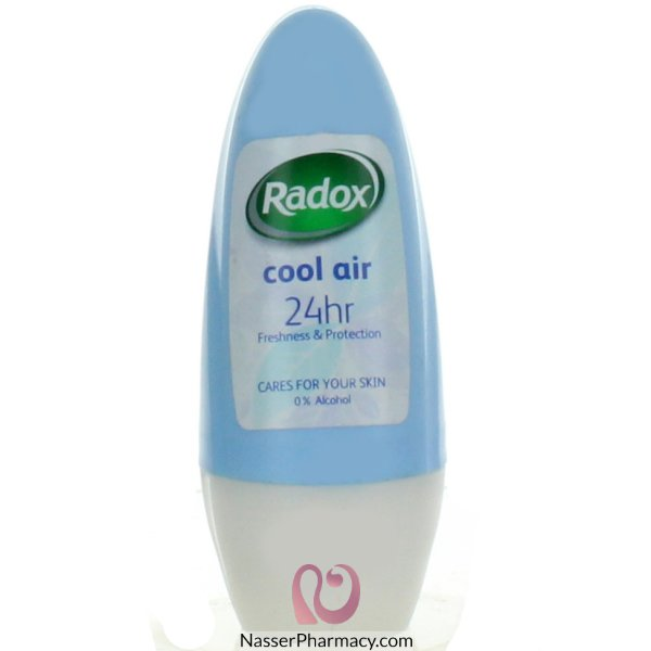 Radox (e) D/elements Roll On Cool Air 50ml-26352