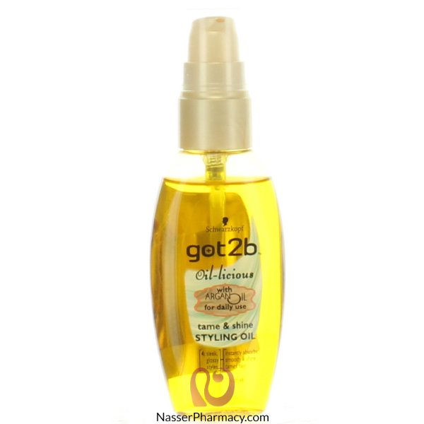 Got2b Oil-licious Styling Oil 50ml-47293