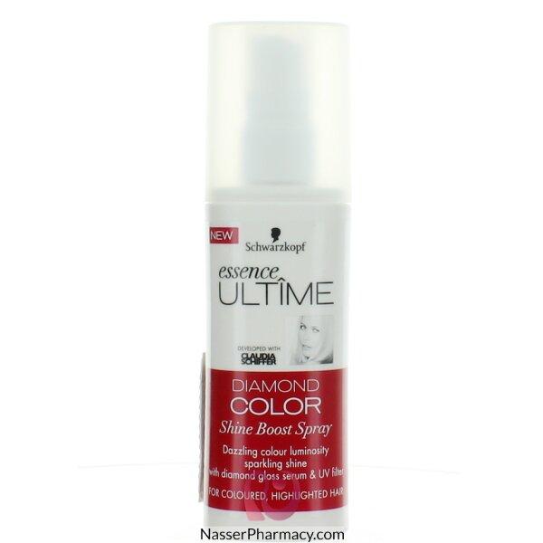 Schwarzkopf Essence  Ultime Hairspray Diamond Color Shine Boost 100ml
