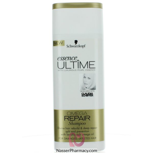 Schwarzkopf Essence Ultime Shampoo Omega Repair -250ml