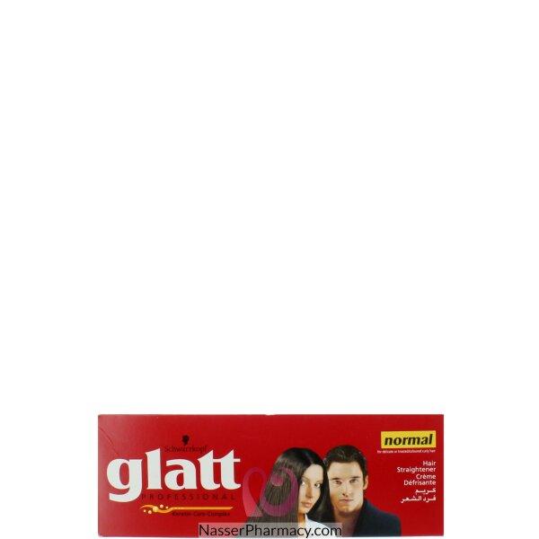 Schwarzkopf Glatt Hair Straightener - Normal  85ml