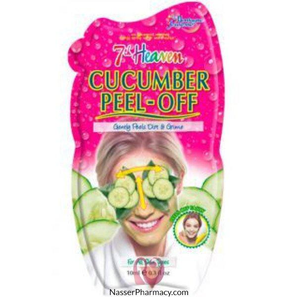 Montagne Jeunesse- 7th Heaven- Cucumber Peel Off Mask