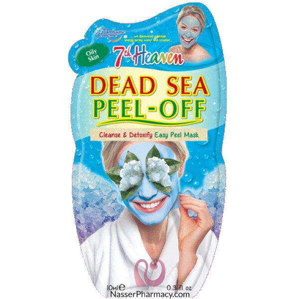 Montagne Jeunesse-7th Heaven- Dead Sea Peel Off Mask