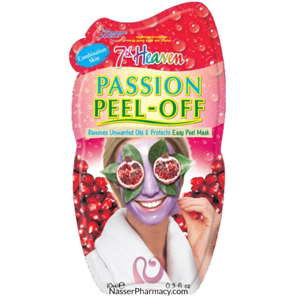 Montagne Jeunesse- 7th Heaven- Passion Peel Off Mask