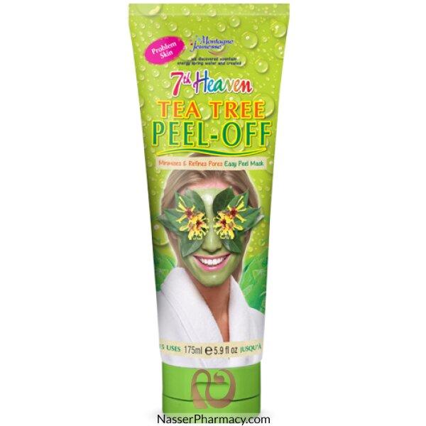 Montagne Jeunesse- 7th Heaven- Tea Tree Peel Off Mask