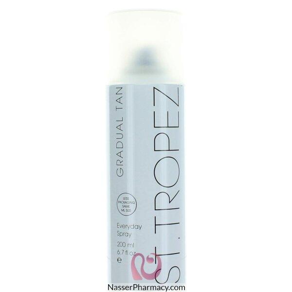 St Tropez Gradual Tan Everyday Spray 200ml