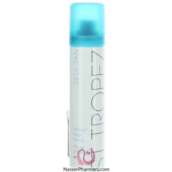 St Tropez Self Tan Everyday Perfect Legs 75ml