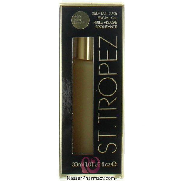 St Tropez Self Tan Facial Oil 30ml
