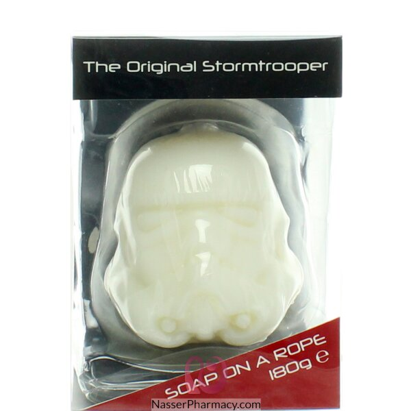 Stormtrooper  Soap On A Rope 180gm