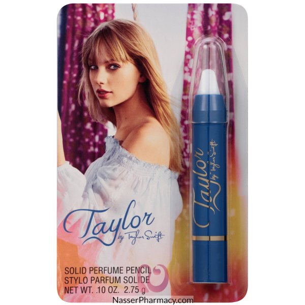 تايلور سويفت  Taylor Swift Pencil قلم عطر للنساء 2.75  جرام