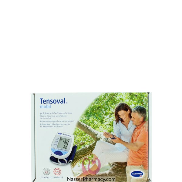 Tensoval Mobil Wrist Bp Monitor