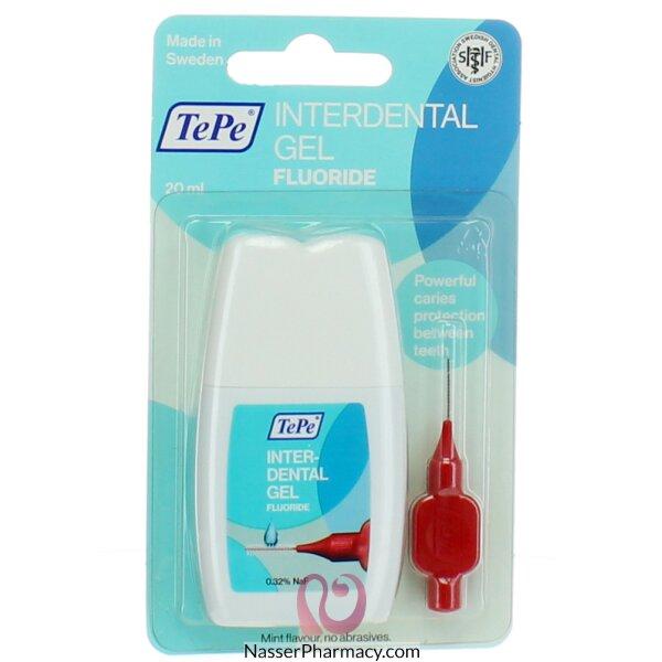 تي بي جل تنظيف الأسنان مع فرشاة