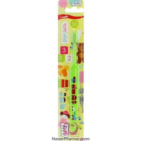 Tepe Tooth Brush Mini X-soft Blister Kids