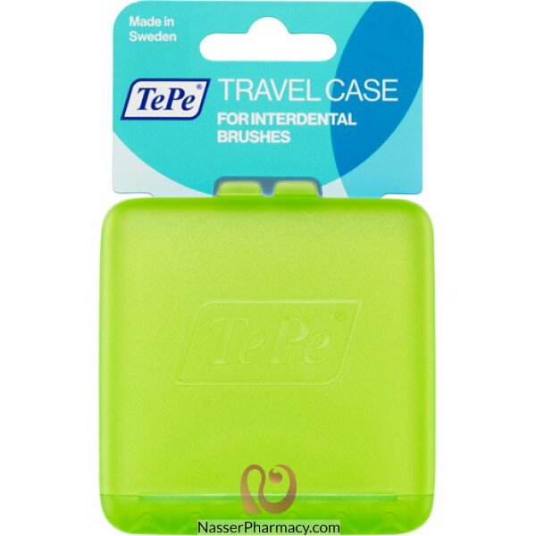 Tepe Travel Case Iintradental Brushes