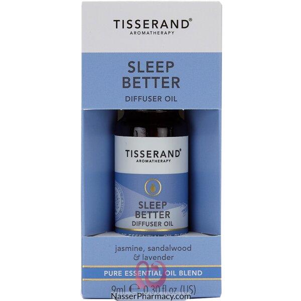تيسراند Sleep Better  زيت بخاخ معطر الجو للمساعدة على النوم 9 مل