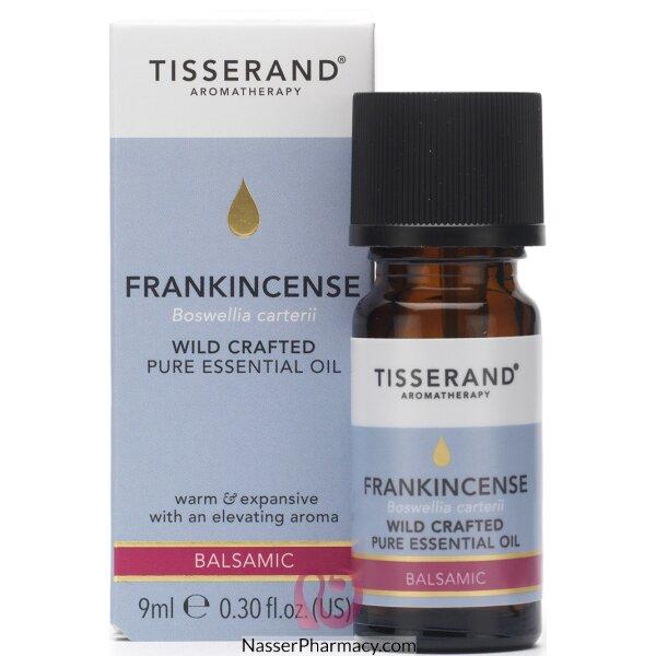 تيسراند Tisserand زيت البخور الأساسي العضوي 9 مل