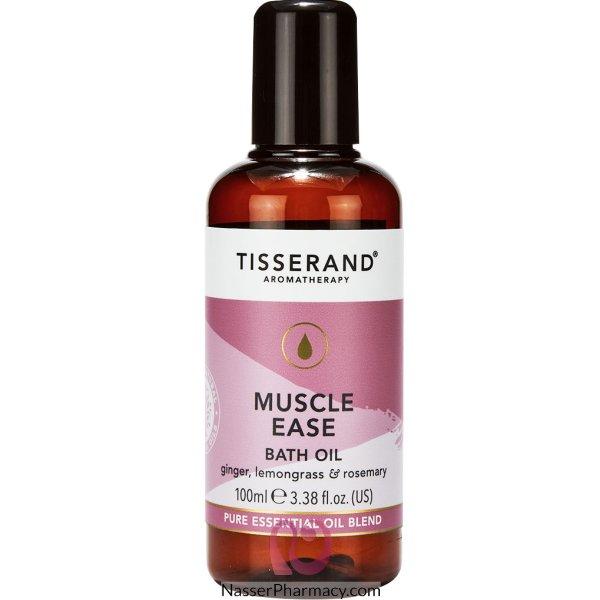 Tiss Muscle Ease Bath Oil 100ml