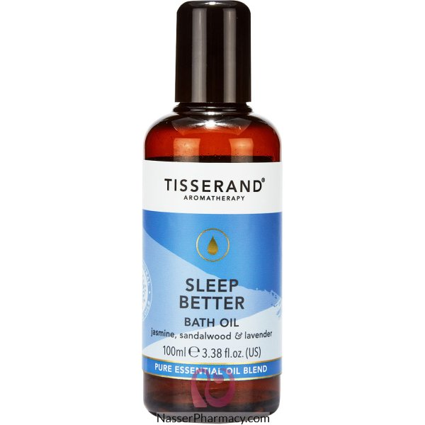 Tiss Sleep Better Bath Oil 100ml