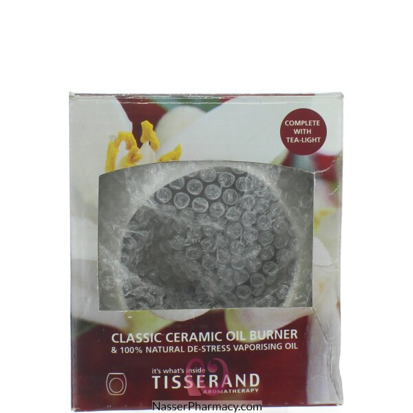 Tisserand Classic Ceramic Oil Burner