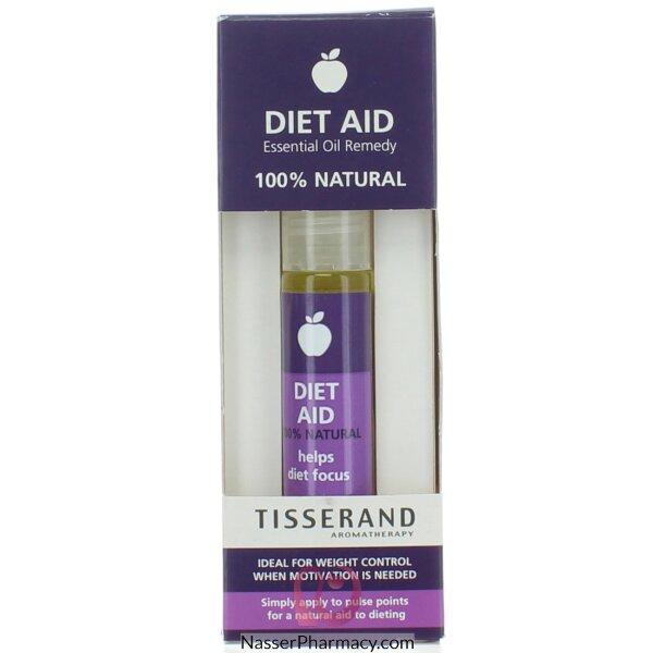 Tisserand Diet Aid Roll On Remedy - 10 Ml