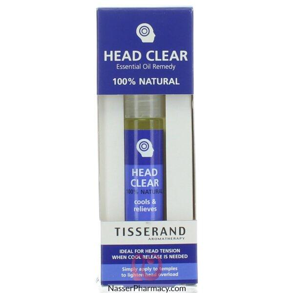 Tisserand Head Clear Roll On Remedy - 10ml