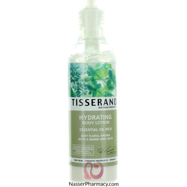 Tisserand Hydrating Body Lotion Essential Oil Rich - 200 Ml