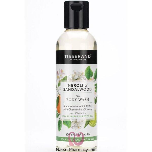 Tisserand Neroli & Sandalwood The Body Wash 200ml