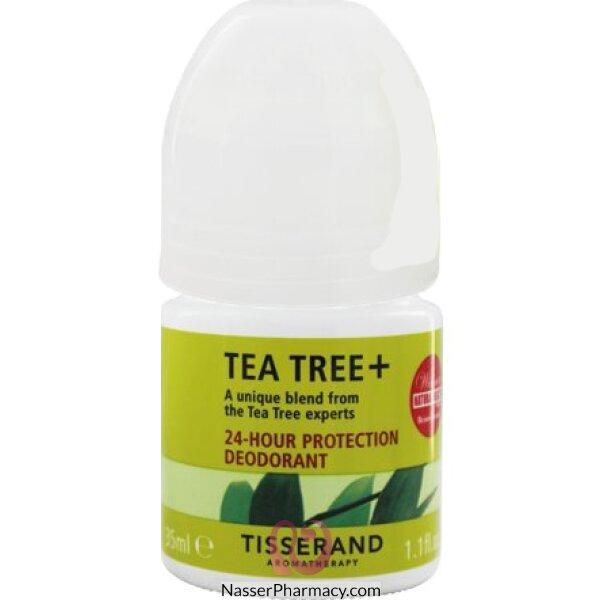 Tisserand Tea Tree Deodorant 35ml