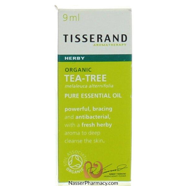 Tisserand Tea Tree Organic Essential Oil - 9 Ml