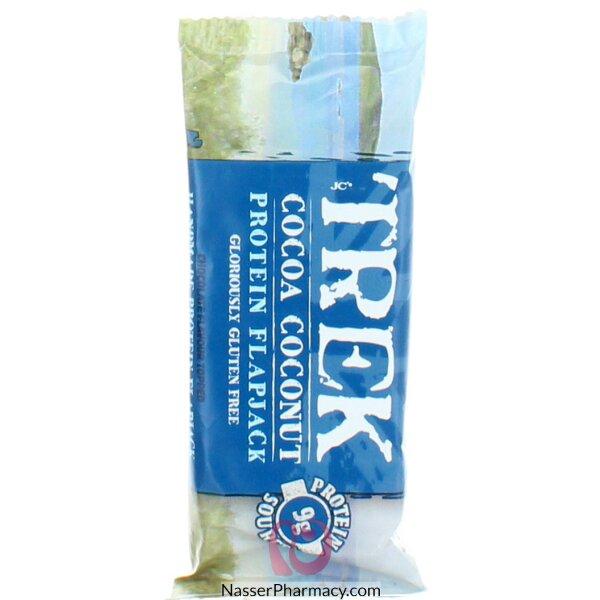 تريك بروتين الطاقة بالكاكو وجوز الهند 50 جرام