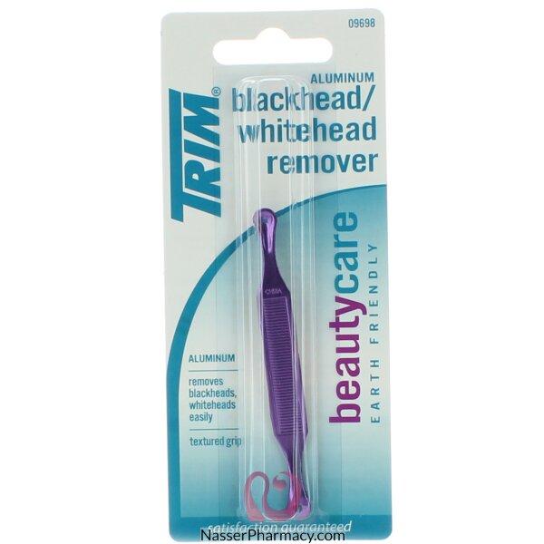 Trim Aluminium Blackhead Remover